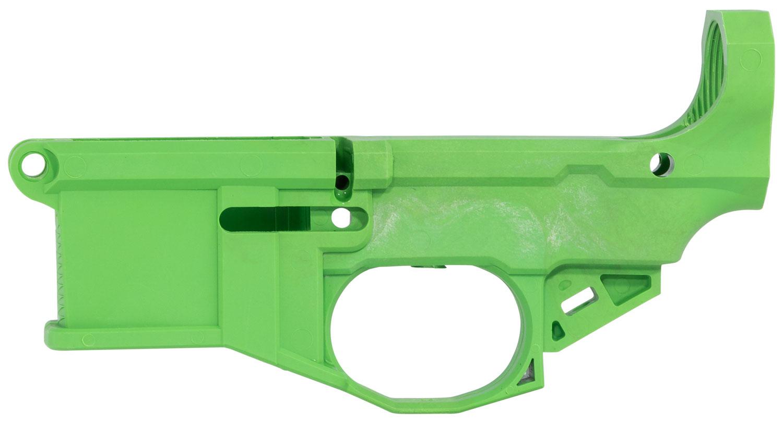 Polymer80 P80NKITZMB G150 Phoenix2 AR-15 80% Lower Receiver Kit AR Platform Multi-Caliber Green