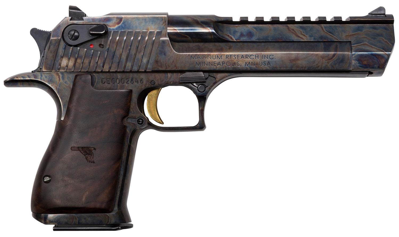 Magnum Research DE50CH Desert Eagle Mark XIX Single 50 Action Express (AE) 6