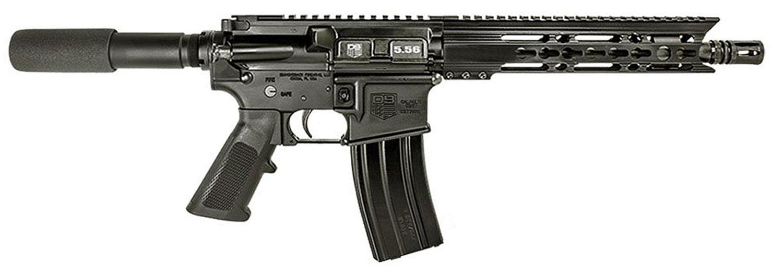 Diamondback DB15PCB7 DB15 AR Pistol Semi-Automatic 223 Remington/5.56 NATO 7.5