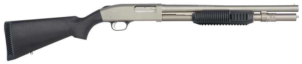 Mossberg 50777 590A1 Pump 12 Gauge 18.5