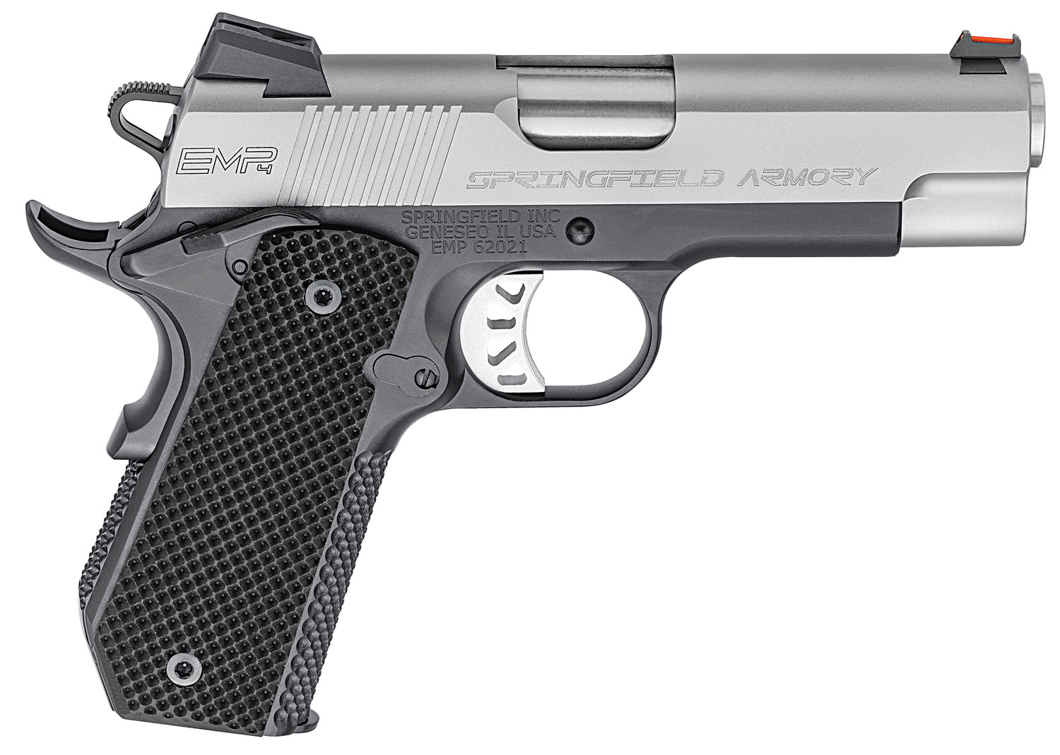 Springfield Armory PI9224L 1911 EMP Conceal Carry  40 Smith & Wesson (S&W) Single 4