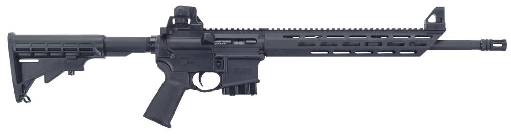 Mossberg 65075 MMR Carbine Semi-Automatic 223 Remington/5.56 NATO 16.3