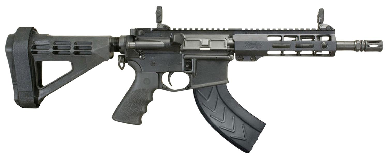Windham Weaponry RP9SFS762M RP9 AR Pistol Semi-Automatic 7.62x39mm 9