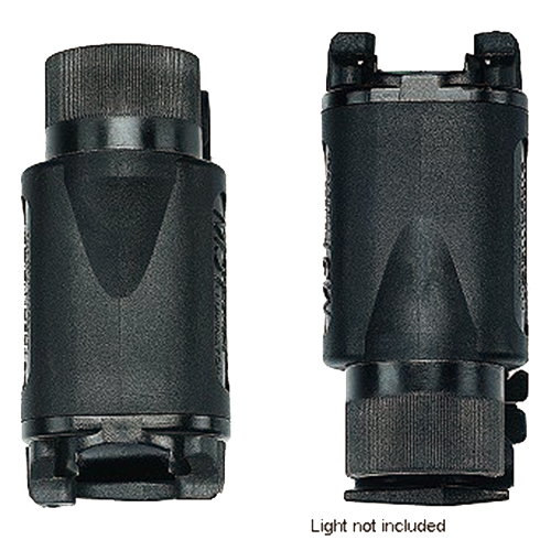 KYDEX CLIP-ON TAC. LIGHT HOLDER