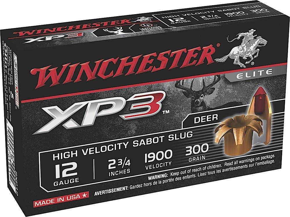 Winchester Ammo SXP12 Supreme Elite XP3 12 Gauge 2.75