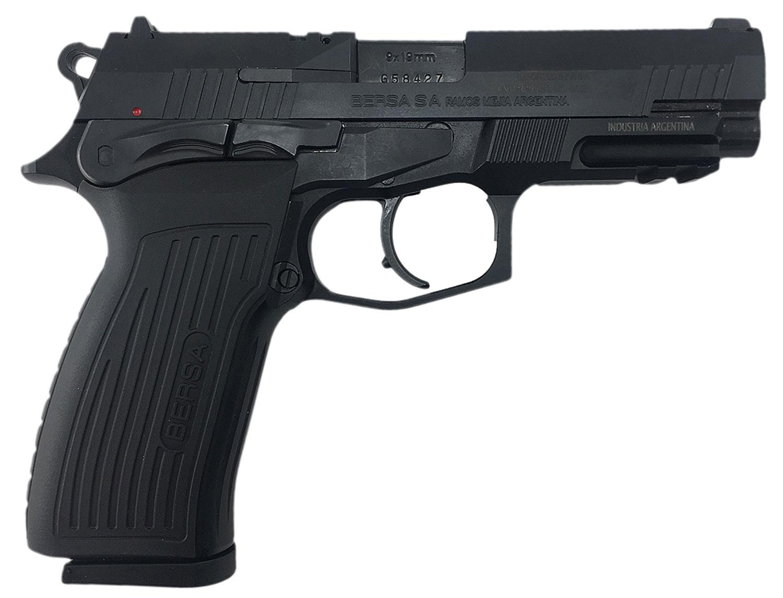 TPR9 9MM MATTE 4.25 17+1 FS - MANUAL SAFETY