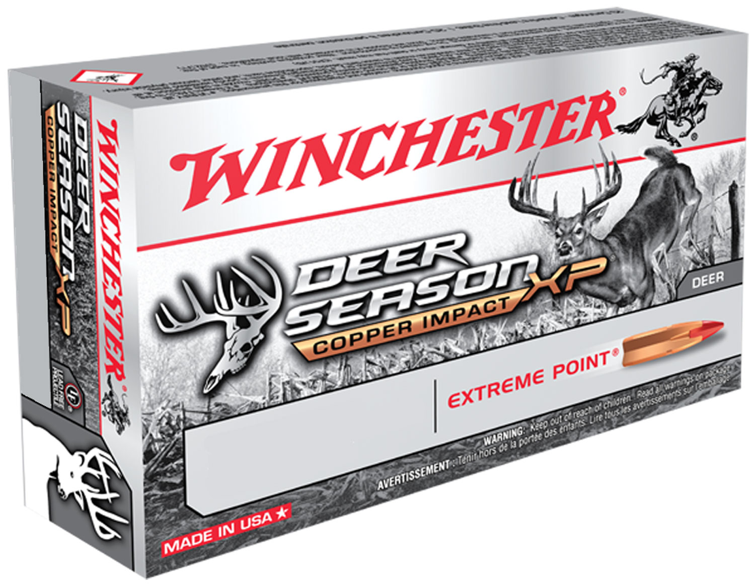 WIN X300DSLF DEER 300MG 150XPLF 20/10