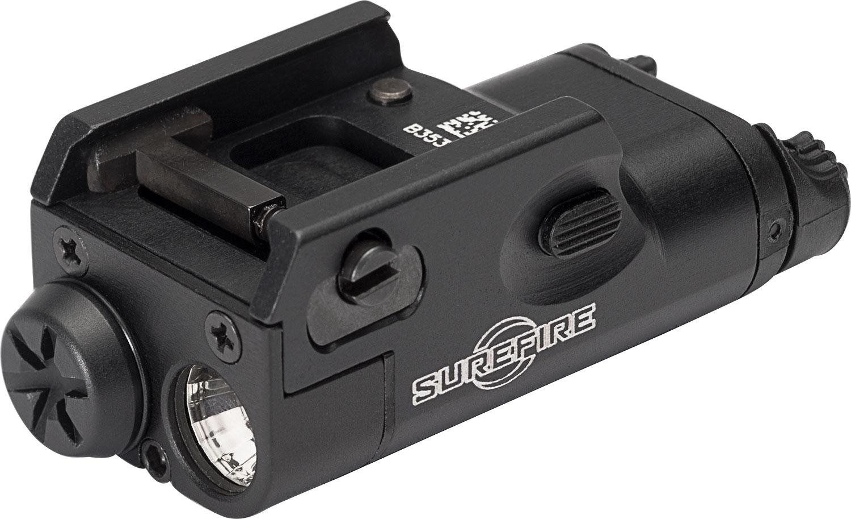 Surefire XC1B XC1 Ultra-Compact Handgun Light 300 Lumens AAA (1) Black