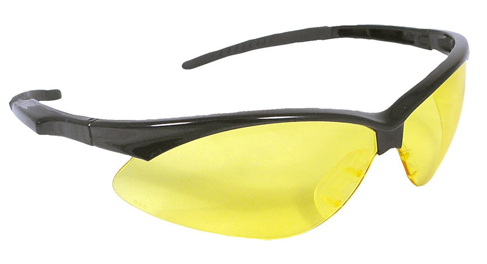 Radians OB140CS Outback Shooting/Sporting Glasses Amber