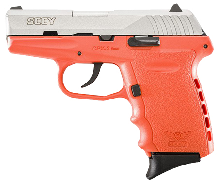 SCCY Industries CPX2TTOR CPX-2 Double 9mm 3.1