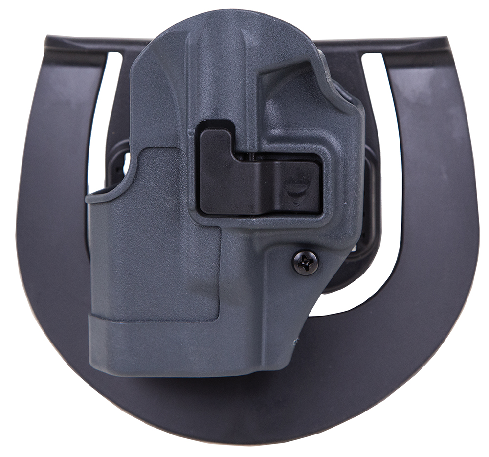 Blackhawk 413501BKL Serpa Sportster LH Glock 26/27/33 Polymer Gray
