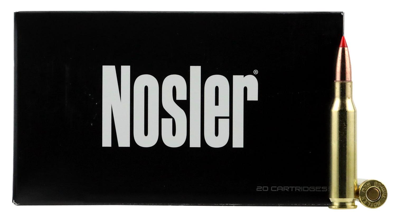 Nosler 40059 Ballistic Tip Hunting 7mm-08 Remington 140 GR Ballistic Tip 20 Bx/ 10 Cs