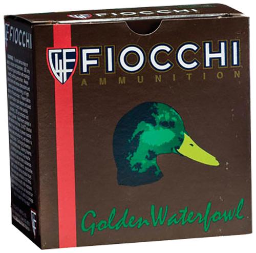 Fiocchi 123SGW2 Steel Waterfowl Shotshells 12 ga 3