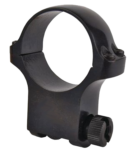 Ruger 90275 Clam Pack Single Ring Extra High 30mm Diameter Blued