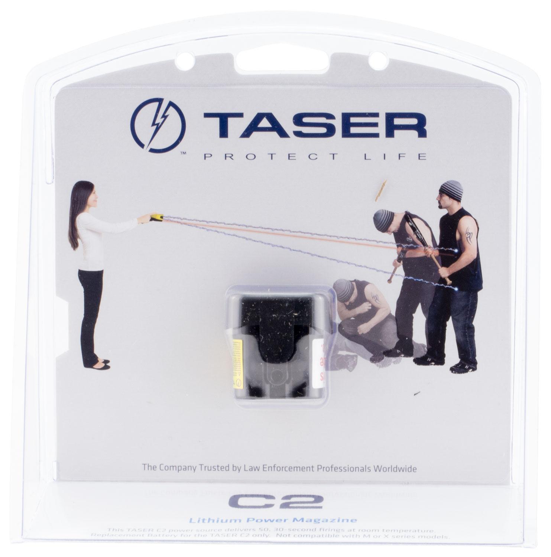 TASER C2 LPM(LITHIUM POWER MAG) 50+