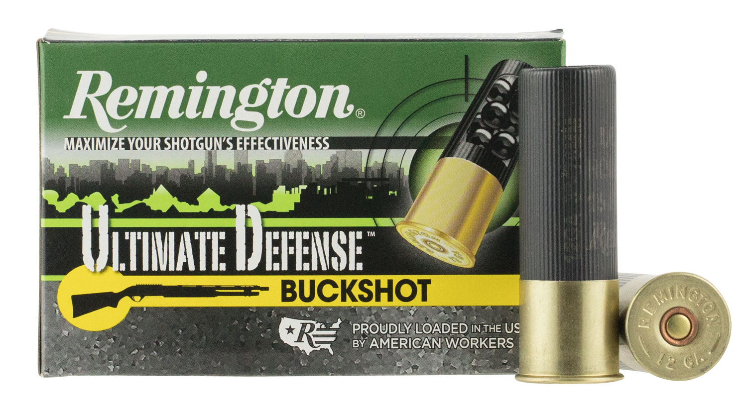 Remington Ammunition 12HB00HD Ultimate Defense 12 Gauge 3