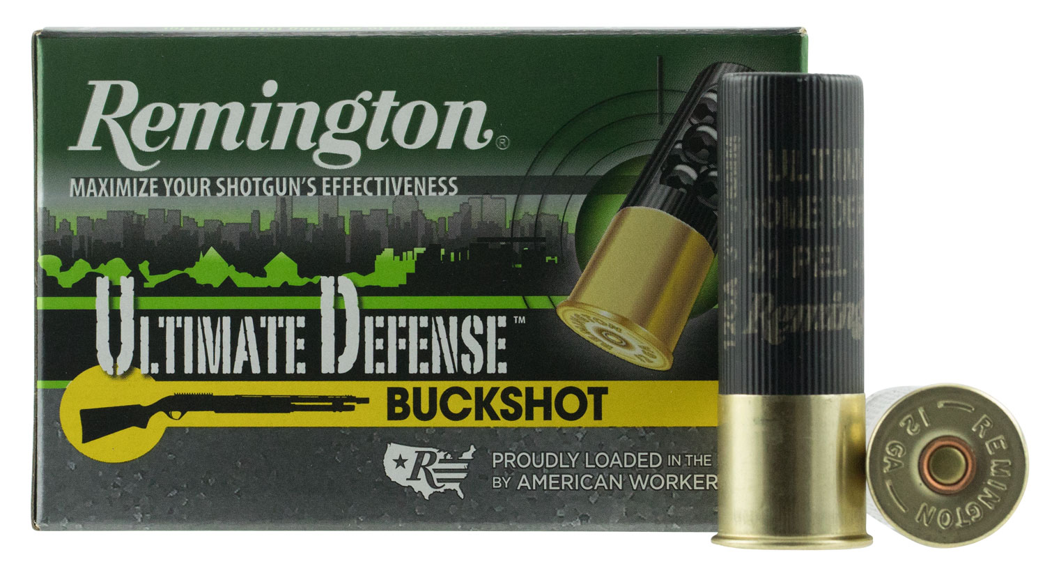 Remington Ammunition 12HB4HD Ultimate Defense 12 Gauge 3