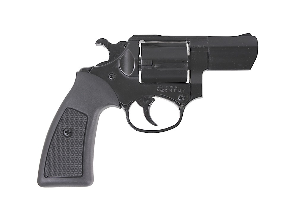 Traditions BP6001 Competitive Starter Gun Revolver Single/Double 209 Shotgun Primer 2