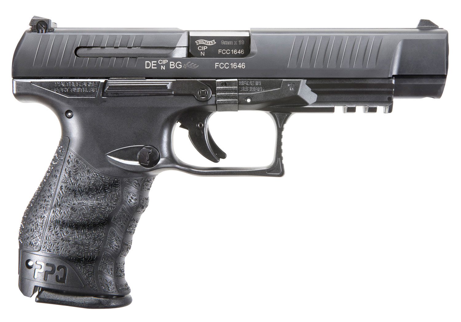 Walther Arms 2813734 PPQ M2  9mm Luger Double 5