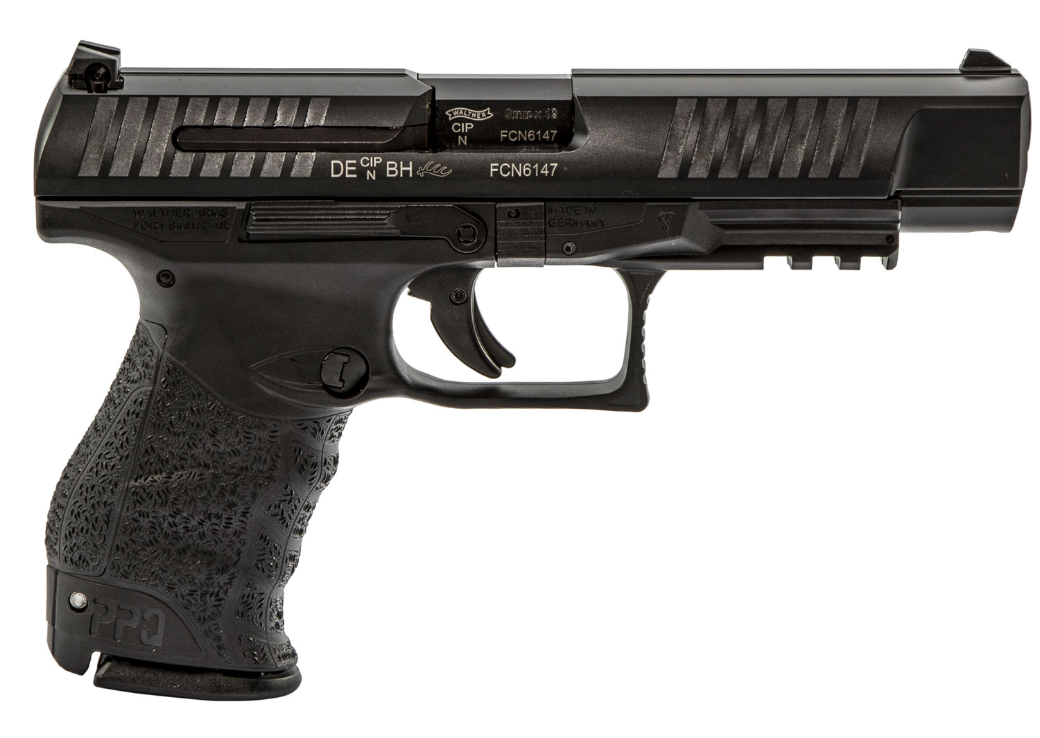 Walther Arms 2813735 PPQ M2  9mm Luger Double 5