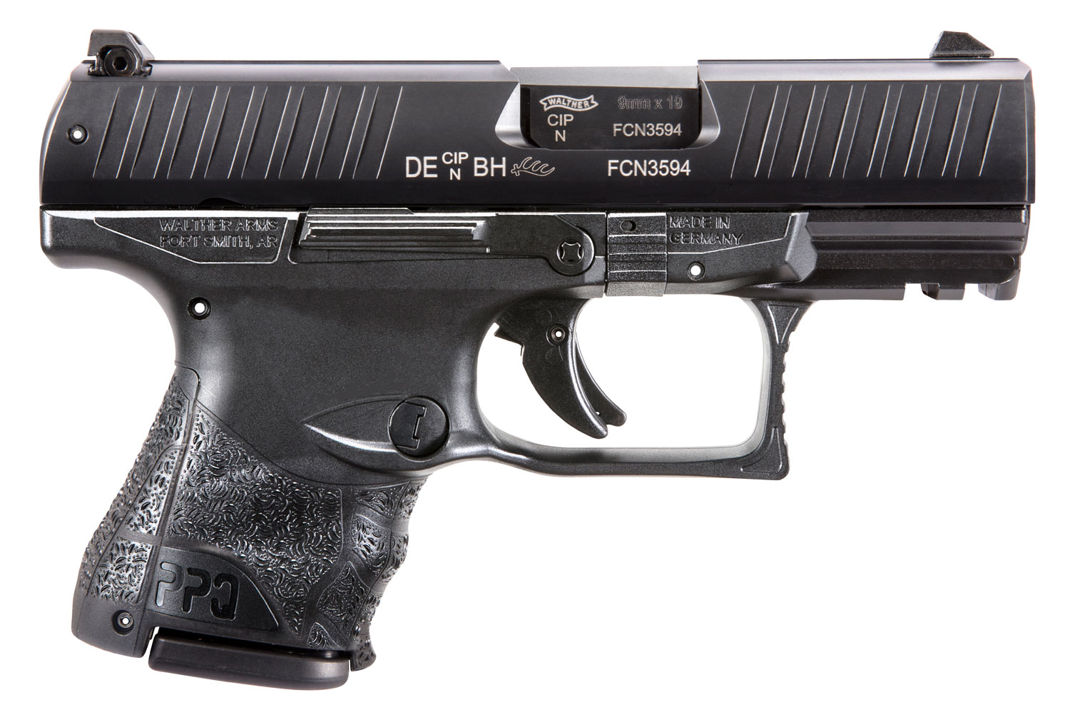 Walther Arms 2829789 PPQ M2 Subcompact  9mm Luger Single 3.5