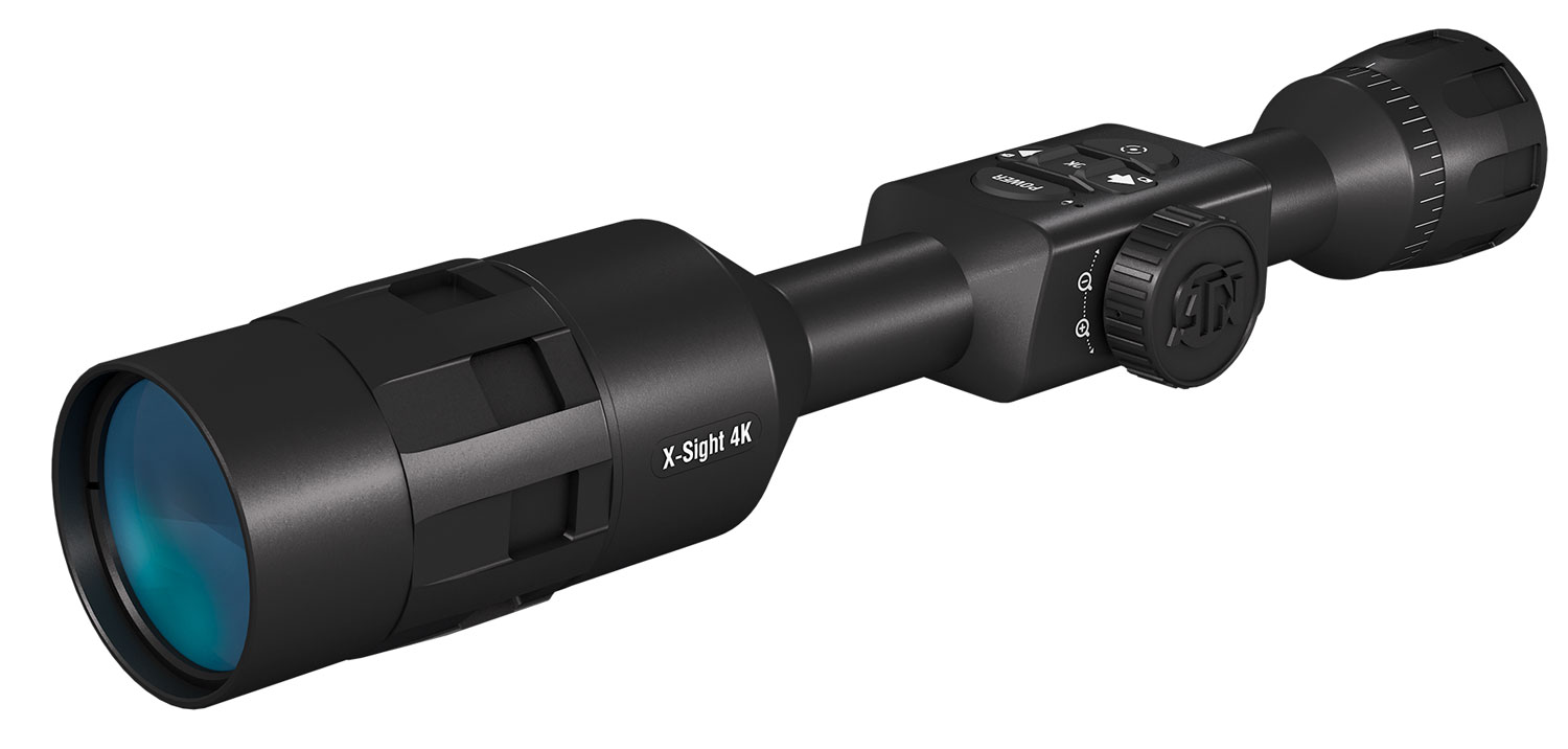 X-SIGHT 4K 3-14X DAY/NIGHT - HD VIDEO RECORDING