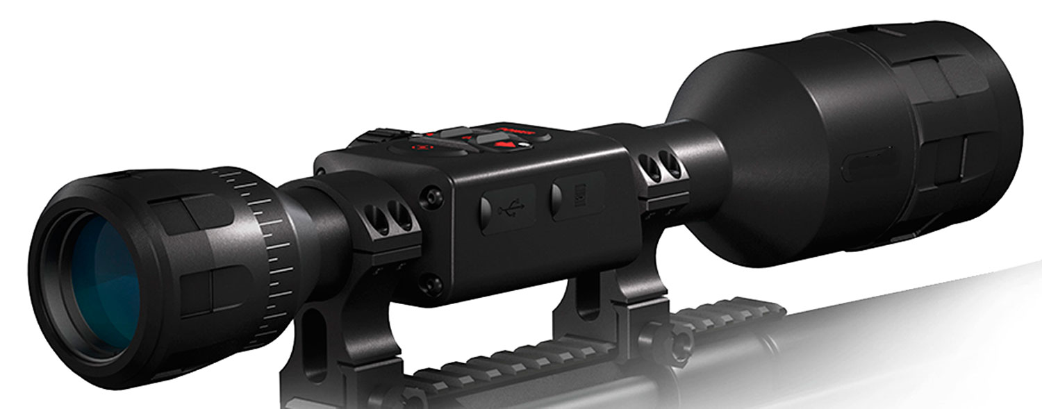 THOR 4K THERMAL 7-28X SCOPE - HD VIDEO RECORDING