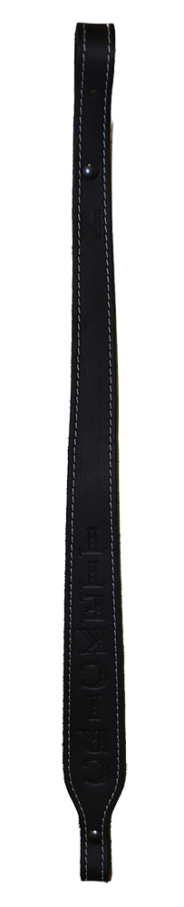 Crickett 800 Leather Rifle Sling Black