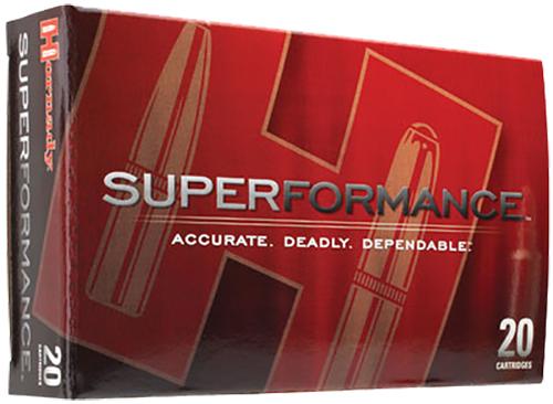 Hornady 82232 Superformance 300 Ruger Compact Magnum 165 GR SST 20 Bx/ 10 Cs