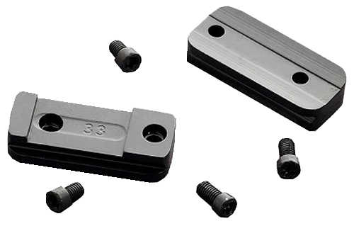 Browning 12389 2-Piece Base For Browning T-Bolt Black Matte Finish