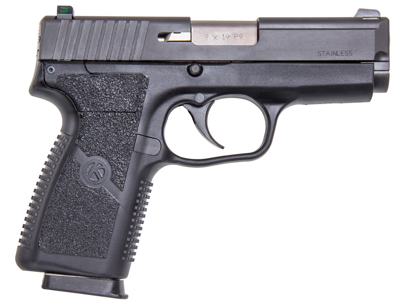 Kahr Arms KP9094NA P9 Standard *CA Compliant* Double 9mm Luger 3.5