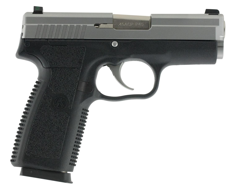 Kahr Arms KP4543N P *CA Compliant 45 ACP 3.54