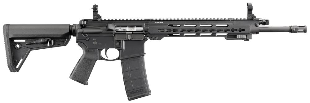 Ruger 5924 SR-556 Takedown Keymod Semi-Automatic 223 Remington/5.56 NATO 16.1