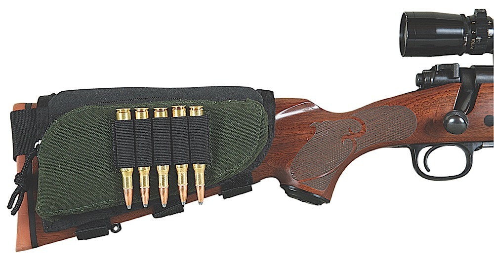 BUTTSTOCK-DLUX SHELL & ACCSSRY POUCH
