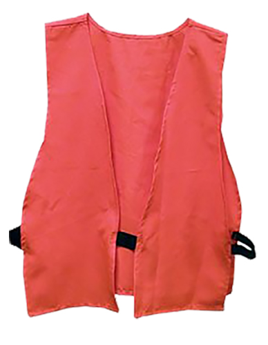 Primos Safety Vest  <br>  Blaze One Size