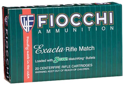 FIOCCHI 308WIN 175GR HPBT MK 20/200