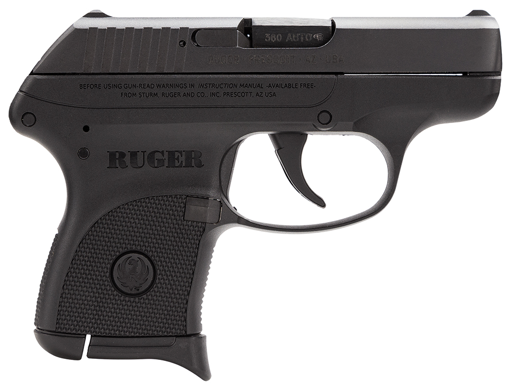 RUGER LCP 380ACP 2.75