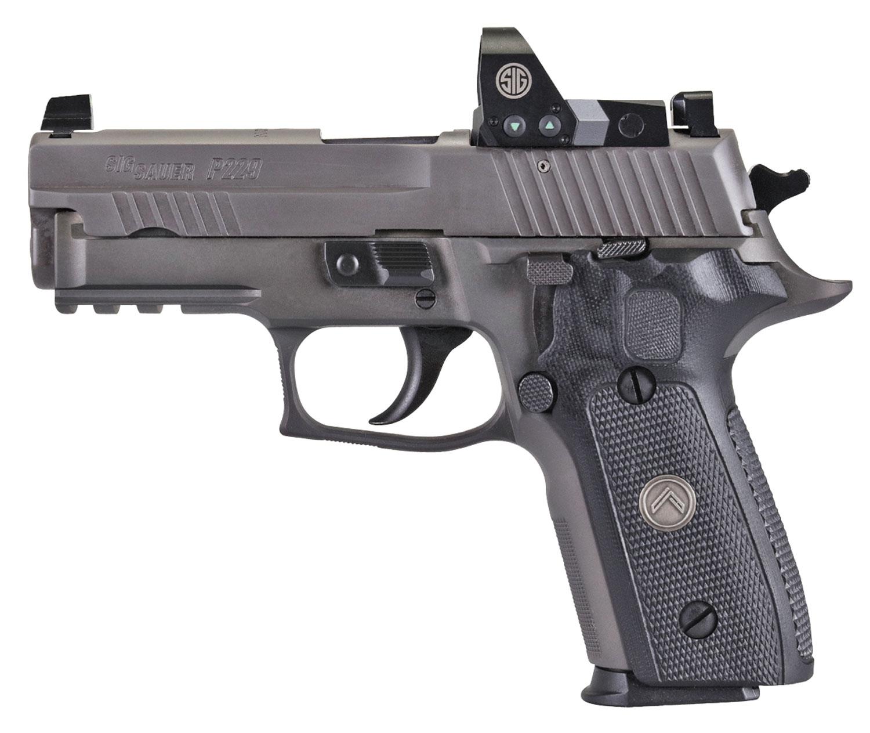 Sig Sauer E29R9LEGIONR P229 Compact Legion RX 9mm Luger Single/Double 3.9