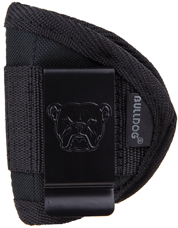 Bulldog WIPM Inside the Pants Holster Medium  Nylon Black