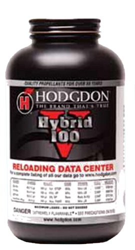Hodgdon HY1001 Spherical Hybrid 100V Rifle 1 lb 1 Canister