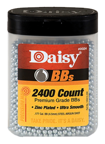 Daisy BB Bottle 2400 ct.  <br>