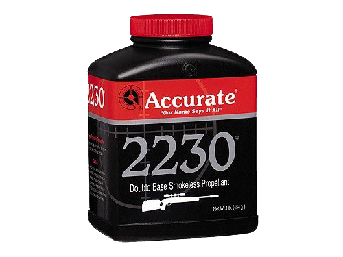 Accurate 2230 Rifle 1 lb 1 Canister