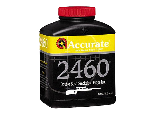 Accurate 2460 Rifle 1 lb 1 Canister