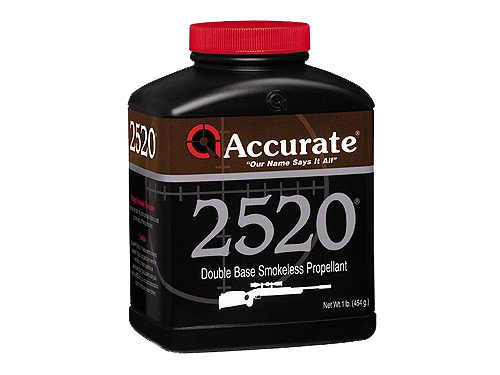 Accurate 2520 Rifle 1 lb 1 Canister