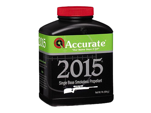 Accurate 2015 Rifle 1 lb 1 Canister