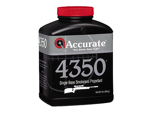 Accurate 4350 Rifle 1 lb 1 Canister
