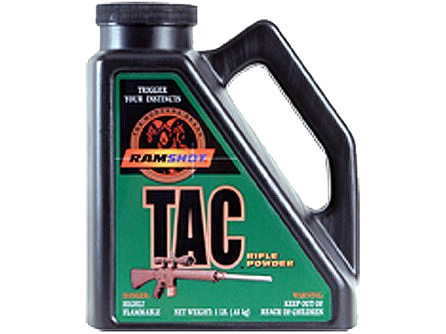 Accurate Ramshot Tactical Rifle 8 lbs 1 Canister