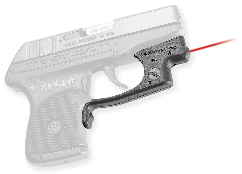 LASERGUARD RUGER LCP - POLYMER | FRONT ACTIVATION