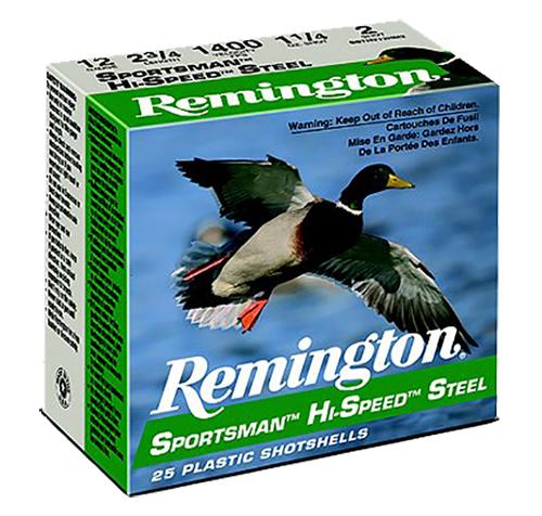 Remington Ammunition SST12S4 Sportsman 12 Gauge 2.75