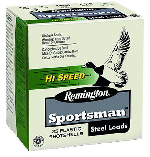 Remington SSTHV1235B Sportsman Hi-Speed Loads 12 ga 3.5